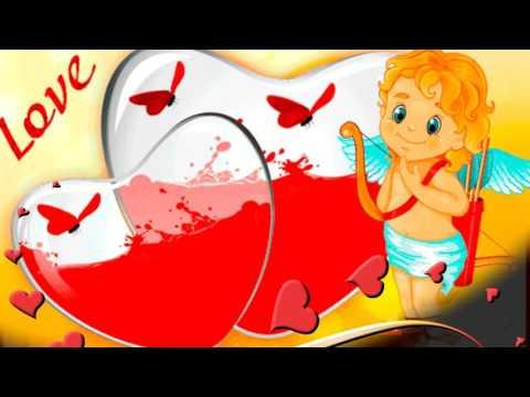 Прикольное поздравление с Днем святого Валентина! - Смешные видео приколы