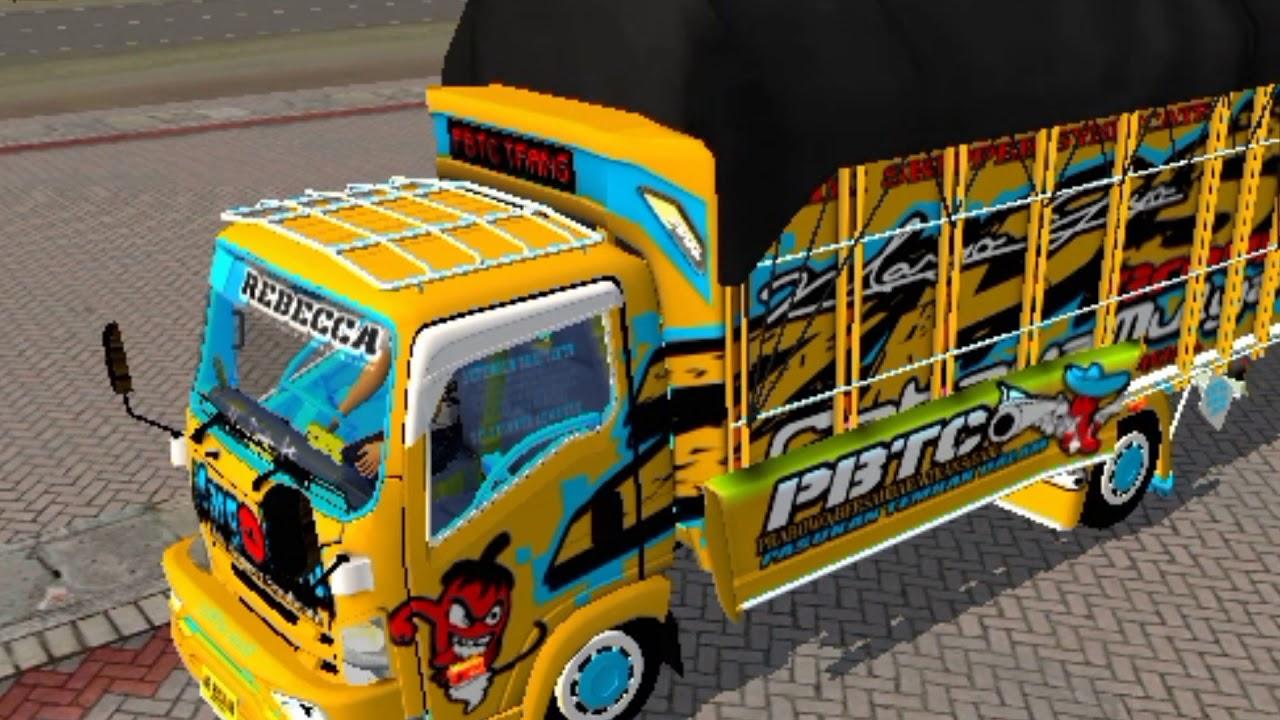 540 Koleksi Mod Mobil Bussid Indonesia HD