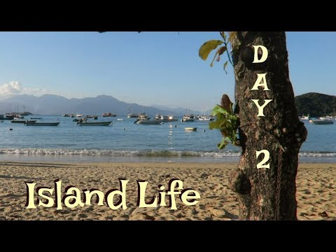 Ilha Grande Day 2: Brazilian Vacation Vlog