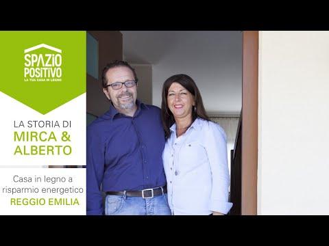 Casa in legno: prezzi più trasparenti | Mirca e Alberto - STORIE DI VOI