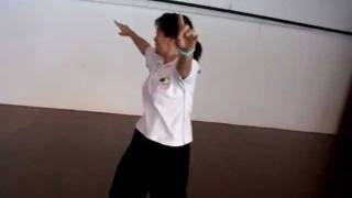 Tai Chi Arm-Swing Warm-up Exercises