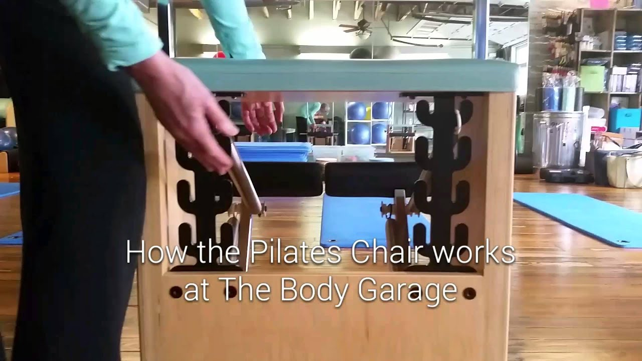 Balanced body pilates chair - Unsubscribe From The Body Garage Pilates