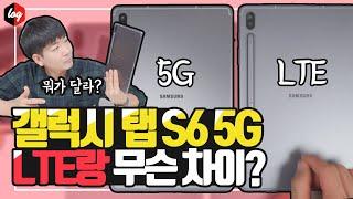 대체 무슨 차이? 갤럭시 탭 S6 사용자가 본 갤럭시 …