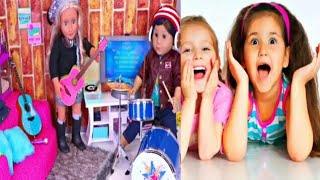 #KIDS_games #Barbie #kidsAmerica  Kids Games with beautiful music performance