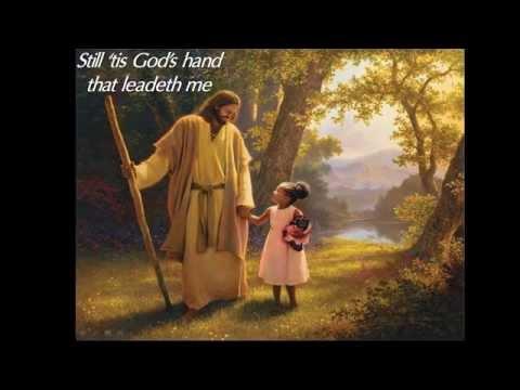 Nicol Sponberg - He Leadeth Me/Never Once