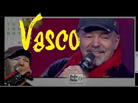 Vasco - L'intervista Intera di Radio Italia Live #2016