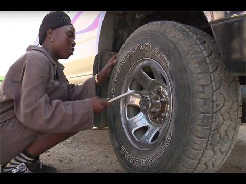 Skills for life in Kakuma, Kenya