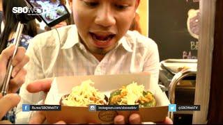 Menikmati Kuliner Di Event Basha Arcade On Madlab 2015