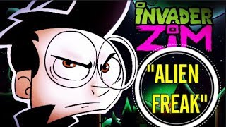 Video Alien Freak - An 'Invader Zim' Original Song Ft. TheSpyBeetle download MP3, 3GP, MP4, WEBM, AVI, FLV Agustus 2017