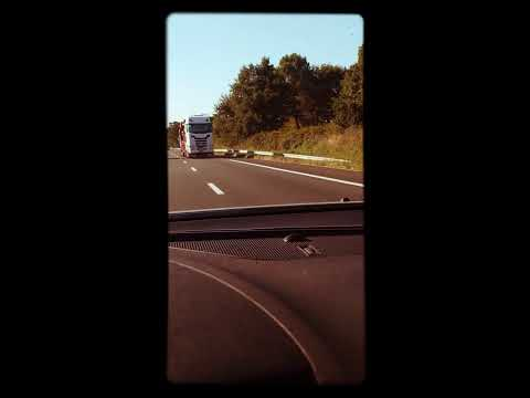 TENET in real life – A truck drive upside down (behind the scenes)