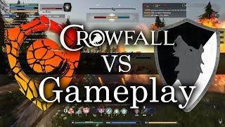 Crowfall Gameplay 30.7/ The Endless Siege