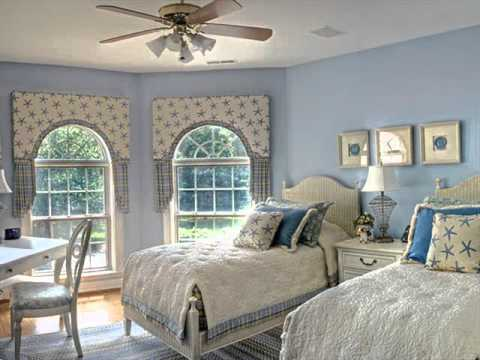 Beach decor bedroom beach house decorating ideas youtube for How to decorate a beach house
