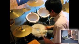 Abel Zabala - Te pertenezco - Cover batería (Drum cover)