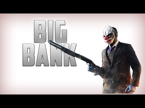 Big Bank Solo Stealth - Payday 2 - Death Wish (Solo Stealth)