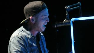 OneRepublic - Happier (Ed Sheeran) Live @ Xfinity Theater, Aug 4, 2017
