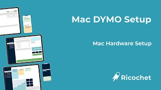 MAC Dymo Set Up