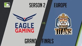 Eagle Gaming vs Angry Titans (Part 1) | OWC 2018 Season 2: Europe [Grand Finals]