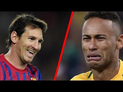 El día que Messi HUMILLÓ a Neymar cuando se conocieron