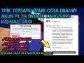 Cara Mengembalikan Akun Facebook Yang Di Hack Atau Kena Phising