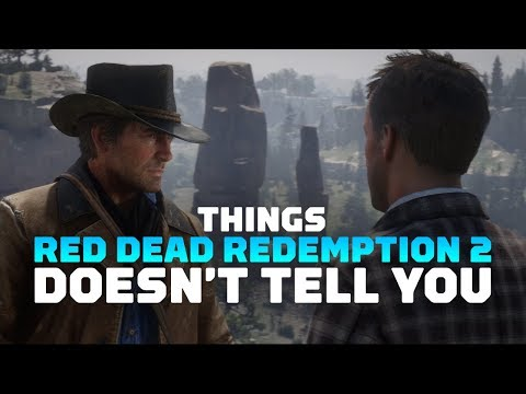 17 Things Red Dead Redemption 2 Doesnt Tell You