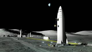 SpaceX 'BFR' Spaceship to the Moon - Elon Musk Explains
