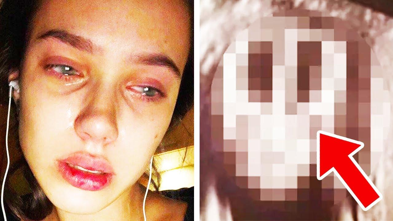 Dívka cítila šílené bolesti mezi nohama, pak doktor spatřil ultrazvuk a zkolaboval...