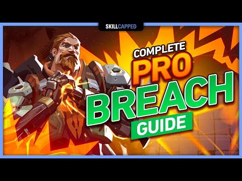 The COMPLETE PRO BREACH GUIDE - Valorant Tips, Tricks & Guides