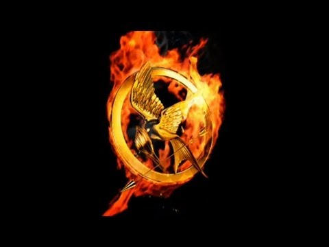 The Hunger Games Catching Fire Logo Reveal Youtube