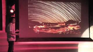 La noche no es en blanco y negro: Daniel López at TEDxCanarias