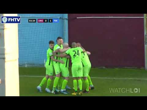 Drogheda Finn Harps Goals And Highlights