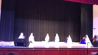 Semi Classical Dance - St Mary's Talent Show 2018