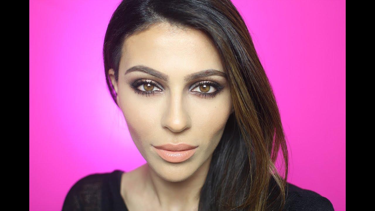 Bridal makeup tutorial makeup tutorial teni panosian youtube - Bombshell Makeup Tutorial Eye Makeup Tutorial Teni Panosian Youtube