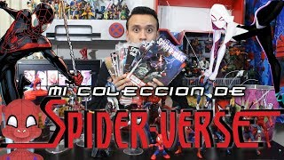 Mi Colección de SPIDER - VERSE de Marvel Legends / Geezuz González