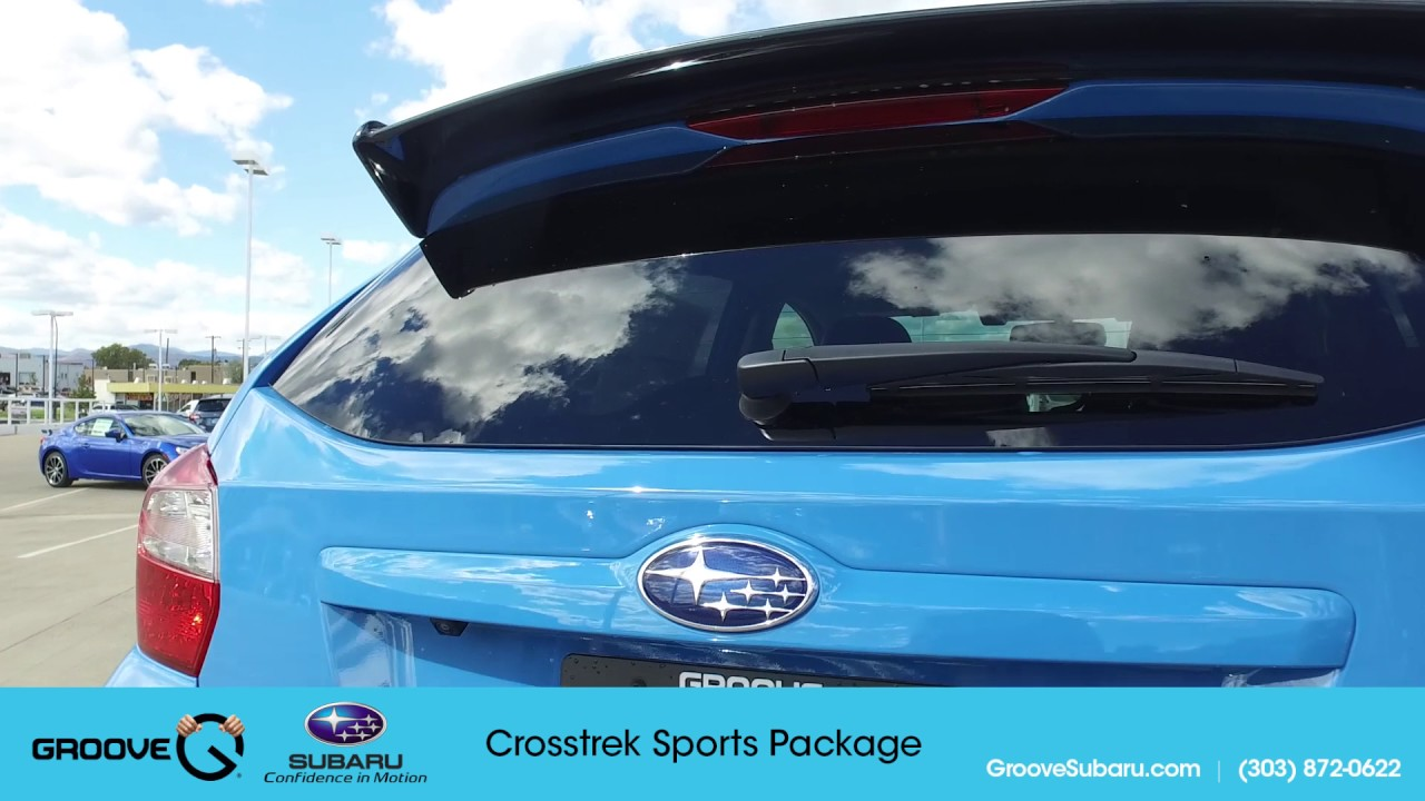 2016 subaru crosstrek sti sport package trim youtube 2016 subaru crosstrek sti sport package trim