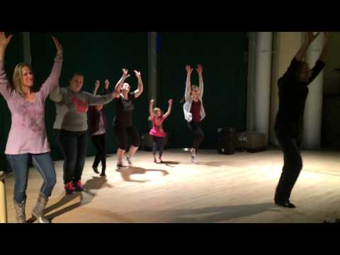 James Wood Dance Woodbury Ballroom & Latin Instructor Choreographed Uptown Funk