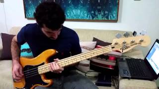 AM - Library Pictures [Bass cover]Alexandre Ribeiro