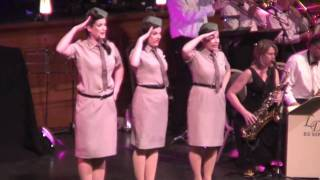 Boogie Woogie Bugle Boy by The Swing Sisters
