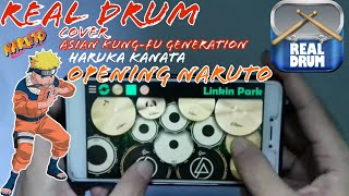 Asian Kung-Fu Generation - Haruka Kanata ( cover ) Real Drum (Ost.Naruto)