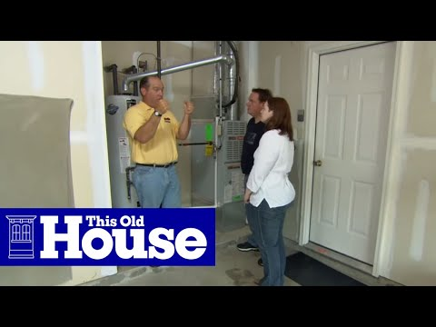 How to Install a Whole-House Water Filter - This Old House