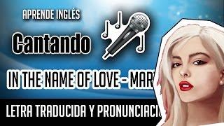 In The Name Of Love - Martin Garrix ft Bebe Rexha (Official Video Lyrics) Letra - Español