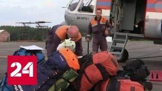 При крушении Ан-2 никто не выжил