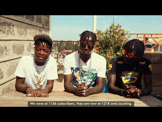 The unlikely mentors: Mbogi Genje
