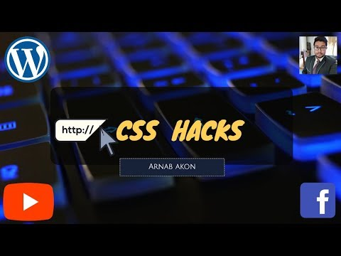 CSS HACKS | 2019 | WEB DESIGN