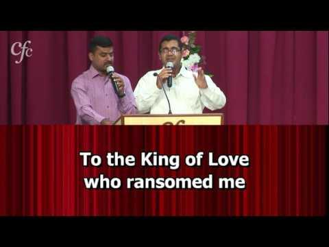 18th September 2016 - Sunday Service - CFC Bangalore