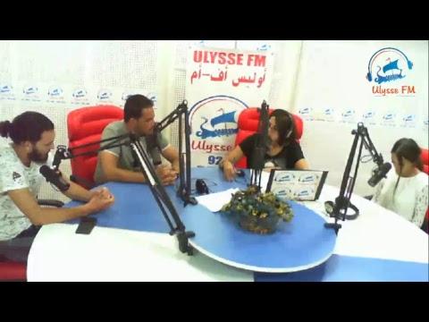 Diffusion en direct de Ulysse FM