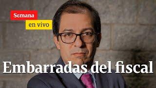 ¿cuántas Salidas En Falso Aguanta La Fiscalía De Barbosa?   Semana En Vivo