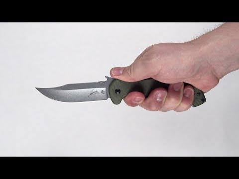 Kershaw 6030 Emerson CQC-10K video_1