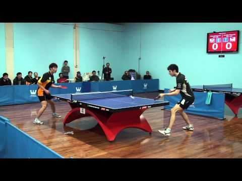 Westchester 2013 March Open - D. Provost vs Lee Chia-Sheng (Open Finals)
