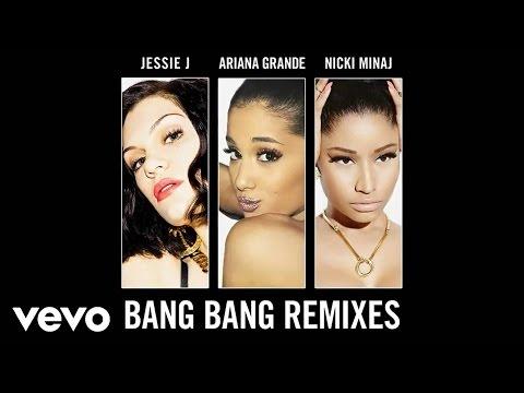 Jessie J, Ariana Grande, Nicki Minaj - Bang Bang (iLL BLU Mix Radio Edit) (Audio)