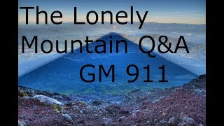 GM 911 Live Chat with Nate the Nerdarch Quests & Adventures #84
